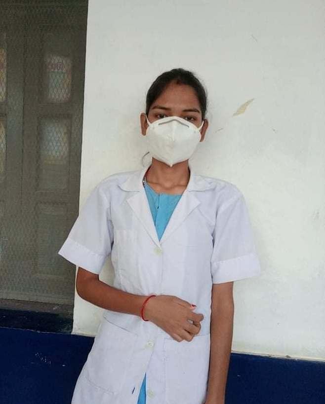 यमकुमारी थापा, नर्स भेरी अस्पताल नेपालगन्ज ।