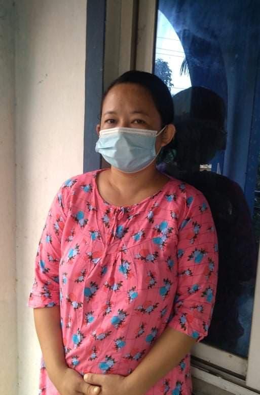 मधु गुरुङ, नर्स भेरी अस्पताल नेपालगन्ज ।