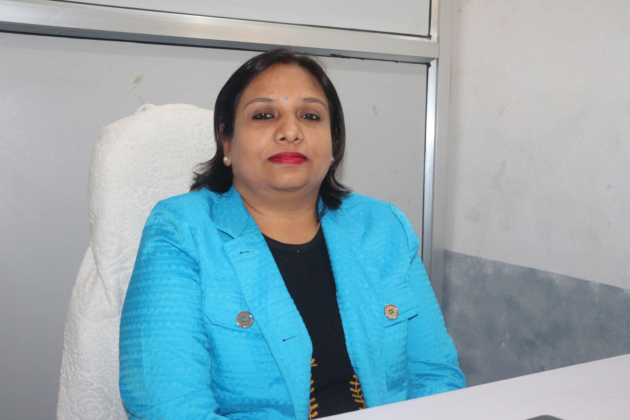 भेरी अस्पताल नेपालगन्जका फिजिसियन डा रजनी शाह